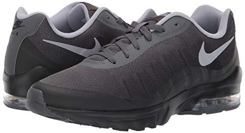Air Grey wolf Print Max Nike Fitness Chaussures Homme De Grey black Multicolore Invigor 005 dark U7d7qxPw