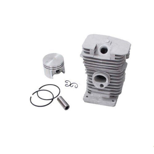Affordable Part New Cylinder Head Piston Kit STIHL 018 MS180 38mm Piston Pin Rings & Circlips