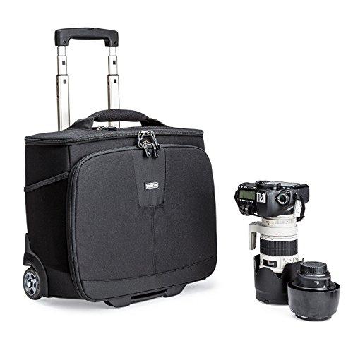 Think Tank Airport Navigator, Photo Airport Roller Series, Black Nylon by Think Tank Photo
