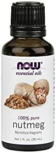 NOW  Nutmeg Oil, 1-Ounce