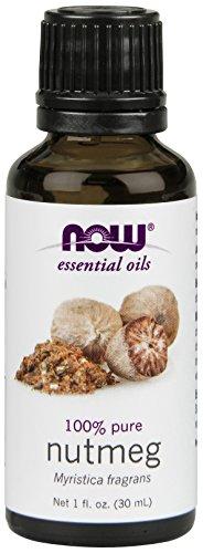 NOW  Nutmeg Oil, 1-Ounce