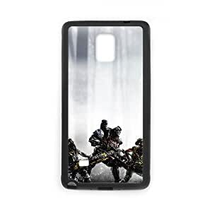 Generic for Samsung Galaxy Note 4 Cell Phone Case Black Evolve Custom 1790
