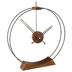 Nomon Aire - Desk Clock Black