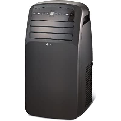 LG Electronics LP1214GXR 115-volt Portable Air Conditioner with LCD Remote Control, 12000 BT