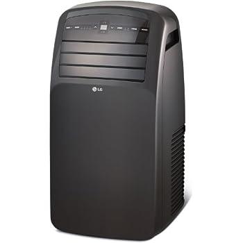 amazon com lg electronics 12 000 btu portable air conditioner with rh amazon com LG Split Air Conditioner Manual LG LP0910WNR Owner's Manual