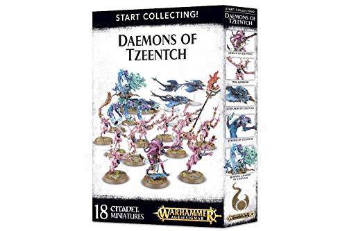 "Games Workshop 99129915043"" Start Collecting Daemons of Tzeentch Miniature"