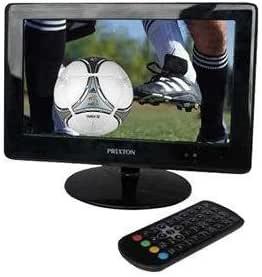 Prixton PVD100 - Televisor portátil LCD de 9