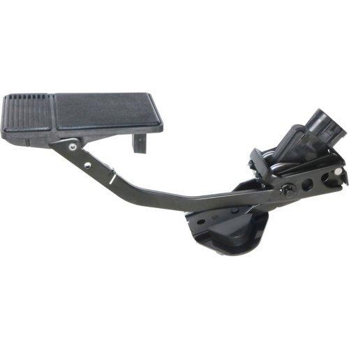 Evan-Fischer EVA21706041659 Accelerator Pedal Position Sensor for BUICK ALLURE 05-08/IMPALA/LACROSSE 06-08 6 Blade Terminals