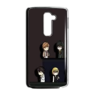 Death Note LG G2 Cell Phone Case Black gift zhm004-9328146