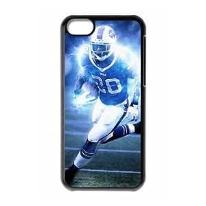 Buffalo Bills iPhone 5c Cell Phone Case Black SVD_614989