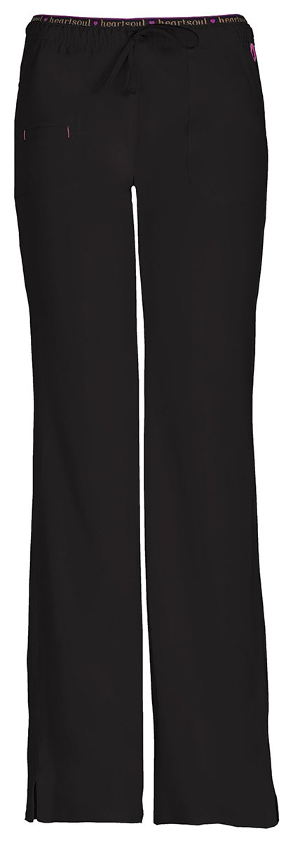 HeartSoul Women's Heart Breaker Petite Pant_Black_X-Large,20110P by HeartSoul (Image #1)