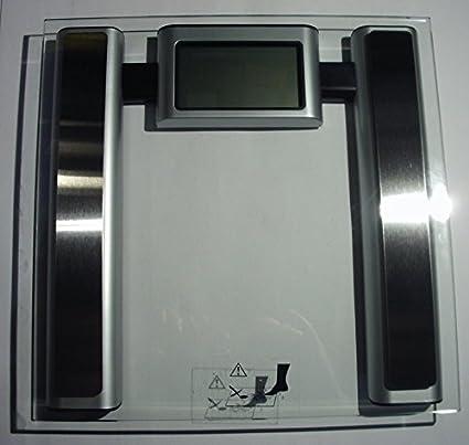 Báscula - Báscula electrónica de análisis corporal con ...
