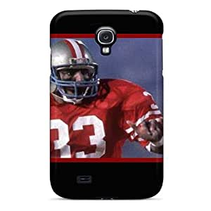 Pollary FlA1812zytr Protective Case For Galaxy S4(san Francisco 49ers)