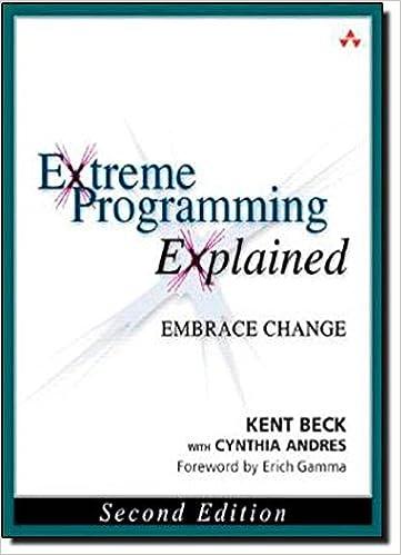 Extreme Programming Explained Embrace Change