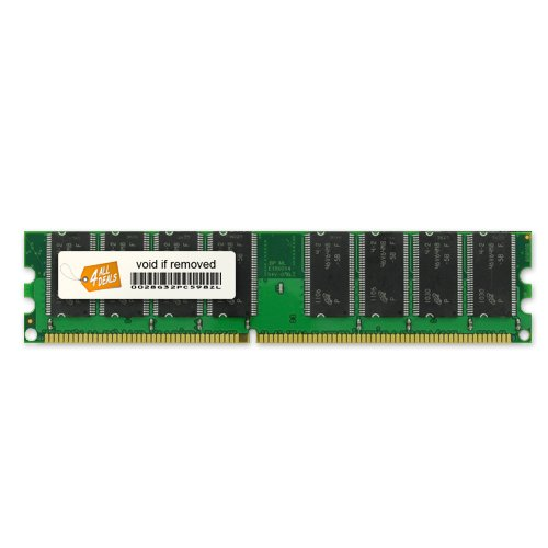 512MB DDR-333 (PC2700) Memory RAM Upgrade for the ASUS P5 Series P5GD1-VM Desktop Board