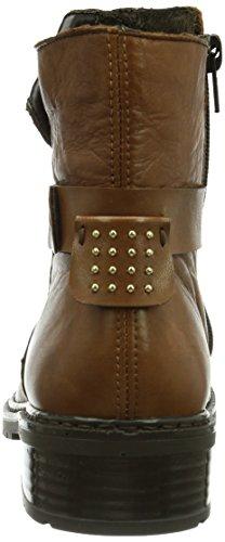 Rieker Z1950-24 - Botas Mujer marrón - Braun (muskat/muskat / 24)