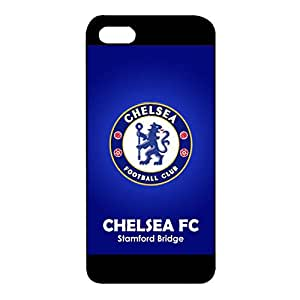 Cover Shell Chelsea logo Phone Case for Iphone 5/5s Perfect Visual Chelsea Logo Pattern Cover