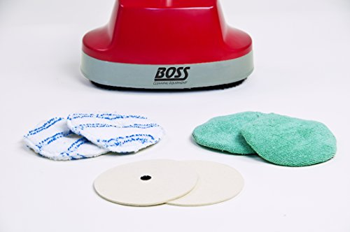 Gloss Boss Mini Floor Scrubber And Polisher B200752 For