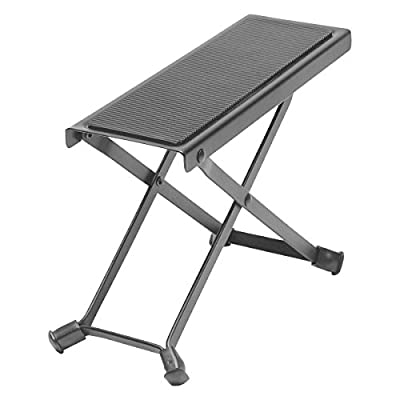 On Stage FS7850B Guitar Foot Rest by Music People