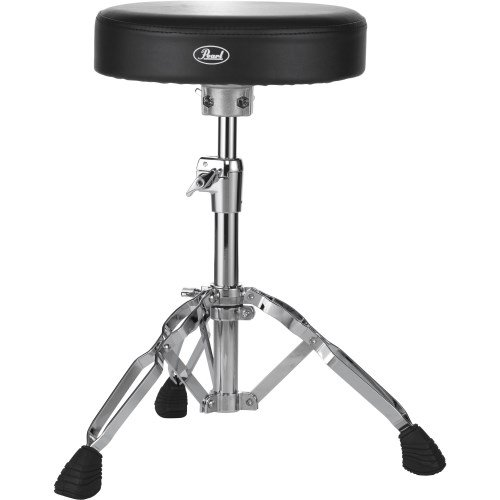 (Pearl D930 Throne, Round Cushion and New Trident Design Tripod)