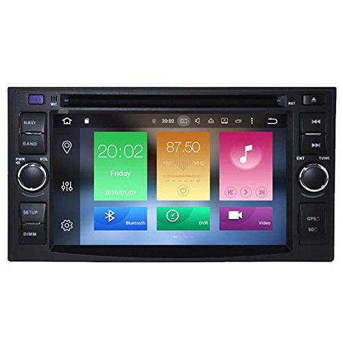 Autosion Android 8.0 Octa Core 64 Bit iNand 32GB 4GB Car DVD Player GPS Stereo Head Unit Navi Radio Stereo WiFi for Kia Cerato Carens Rio Sorento Morning Sportage Sedona Steering Wheel Control
