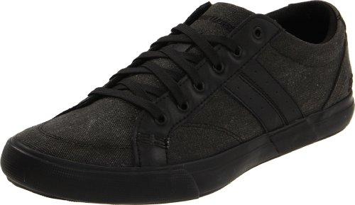 Skechers Usa Mens Sneaker Diefix Di Planfix Nero