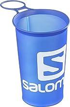 Salomon Soft Cup Speed Vaso Botella Flexible, Unisex Adulto, Azul, 150 ml
