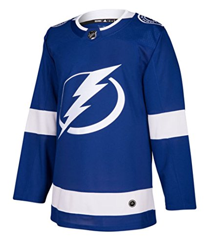 adidas Tampa Bay Lightning NHL Men's Climalite Authentic Team Hockey Jersey