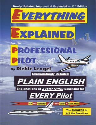 Airline Hobby Shop (Everything Explained for the Professional Pilot 12th Edition)