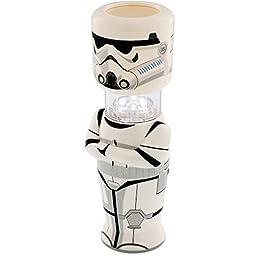 Star Wars Rebels Stormtrooper Hand Held Lamp - Bright LED Light Multi-function Lamp Lantern w/ Timer