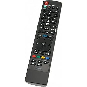 New LG TV Remote Control 55LS4600UA 50PA4500UF 55LS5600UC