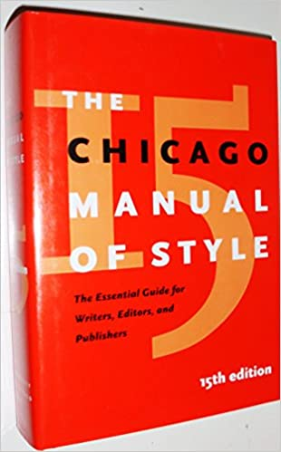 chicago manual of style 17th edition (author-date)