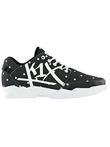 K1x All Black polkadot Uomo sneaker Net Scarpe 1xq1FPwfr