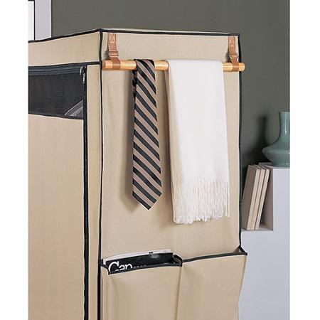 Store Smart! Stowaway Ultimate Portable Clothing Wardrobe System Keeps Suits, Dresses, Shoes, Ties and Bags Stored Away Safe and Sound! Best Value!