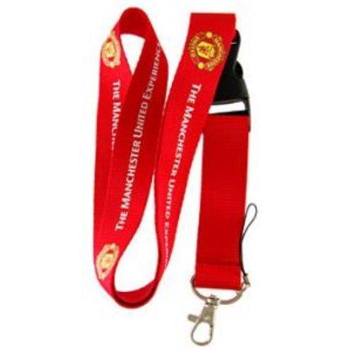 Manchester United Keychain - Manchester United Lanyard