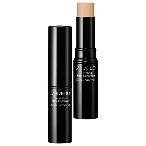 Shiseido Perfecting Stick Concealer 44 Medium - Pack of 2