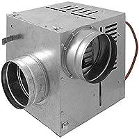 Distribución de aire caliente Chimenea Ventilador Nuevo turbina