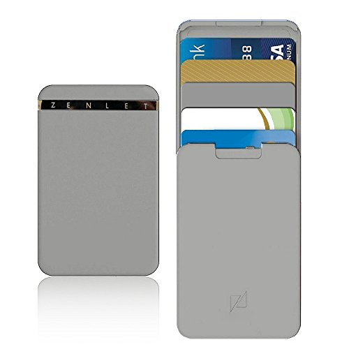 Credit Card Push-Pull Card Holder, Outsta Anti-Side Wallet Action Wallet Package Accessories