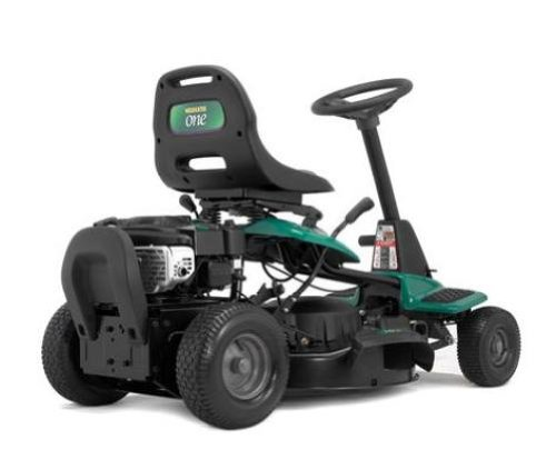 Weed Eater WE-ONE 26-Inch 190cc Briggs & Stratton 875 Series Gas Powered Riding Lawn Mower With Electric Start