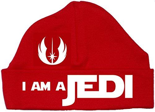 a 0 meses Sombrero Rojo 12 Sombrero Baby Bonnet A Jedi I'm de AvqB8ax0