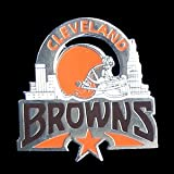 Siskiyou - Cleveland Browns Glossy Team Pin