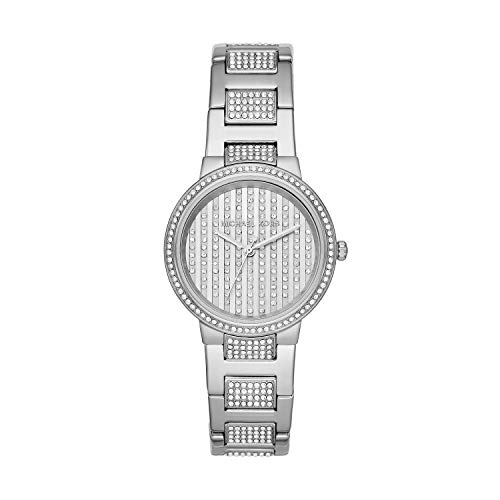 Michael Kors Women's Gabbi Stainless Steel Glitz Watch MK3984