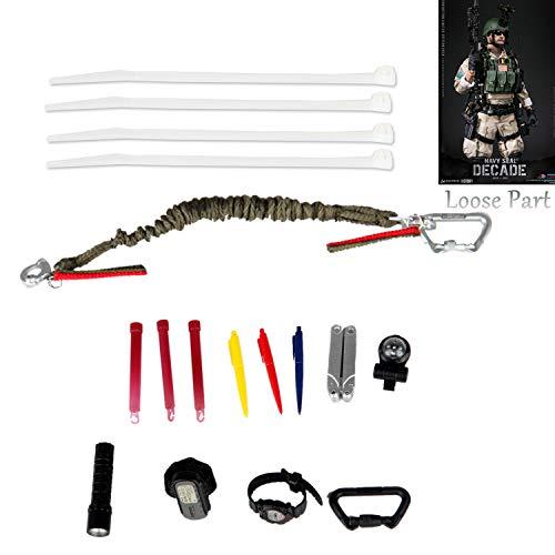 FidgetGear 2018 SHCC DAMTOYS 78060 1/6 Decade Navy Seal 2003-2013 Action Figure Accessories from FidgetGear