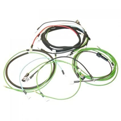 Amazon.com: All States Ag Parts Wiring Harness John Deere M ... on john deere solenoid wiring diagram, john deere b wiring, john deere generator wiring, speedex tractor wiring, john deere skidder wiring, snapper riding mower wiring, peg perego tractor wiring, fiat tractor wiring, john deere electronic ignition conversion, john deere 140 wiring, john deere ignition wiring diagram, john deere lx173 wiring, john deere 112 wiring, john deere 210 wiring, same tractor wiring, john deere excavator wiring, john deere 420 wiring, john deere 1020 wiring harness, wheel horse tractor wiring,