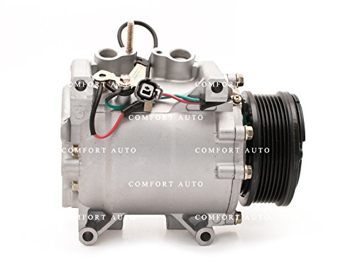 2002 2003 2004 2005 2006 Honda CRV CR-V 2.4L New A/C Compressor with Clutch 1 Year Warranty