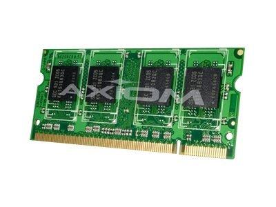 Axiom AX - DDR2-2 GB - SO-DIMM 200-pin - 800 MHz / PC2-6400 - unbuffered - Non-ECC - for Sony VAIO FW Series, VAIO SR Series
