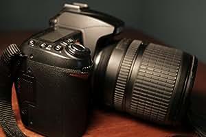 Nikon D90 DX 12.3MP Digital SLR Camera with Nikkor Zoom Lens