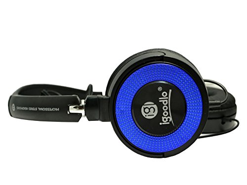 Branded igoodlo Stereo Headphones for iPhone   iPad   Samsung Galaxy ... e2764b107ed5f