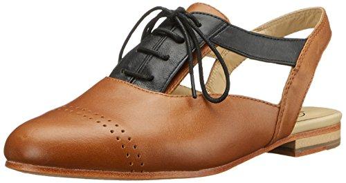 Wolverine Women's Festival Sandal Brown/Black Sandal 7 B - (Wolverine Oxford Shoe)