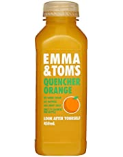 Emma and Tom's Orange Quencher 450 ml x 10